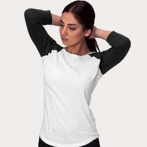 Ladies Baseball Tees