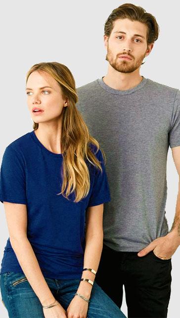 Unisex T shirt